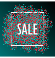 celebration sale2 vector image vector image