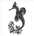 Ornate Sea Dragon vector image vector image