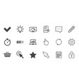 Internet seo icons bandwidth speed sign