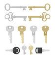Twelve keys vector | Price: 3 Credits (USD $3)
