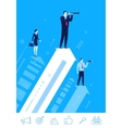 business concept Business vector image vector image