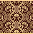 retro wallpaper vector image vector image