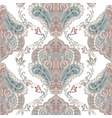 Vintage oriental ornament pattern vector image vector image