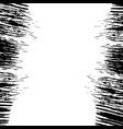 grunge vertical frame vector image vector image