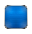 Square icon for fitness app or games vector image vector image