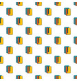copybook pattern seamless vector image vector image