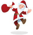 Santa Claus color vector image vector image