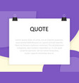 material design style background vector image