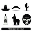Mexico design vector image