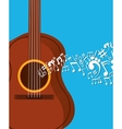 Music art graphic design vector image vector image