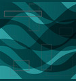 abstract wave set on transparent background eps10 vector image vector image