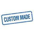 custom made vector image vector image