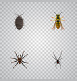 realistic spinner arachnid dor and other
