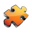 bo puzzle vector image