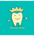 Dental icon Stomatology vector image vector image