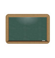 green chalkboard with nice vector image