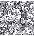 swirl abstract floral pattern fabric