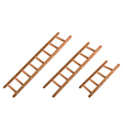a ladder vector image