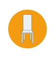 Chair armchair vector image vector image