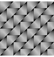 Design seamless triangle geometric pattern vector image