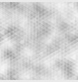 monochrome triangle polygon and seamless vector image