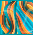 abstract bright waved background texture vector image vector image