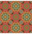 Seamless colorful pattern in oriental style Islam vector image