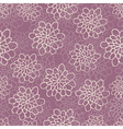 lace pattern new vector image vector image