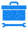 Toolbox Grainy Texture Icon vector image vector image