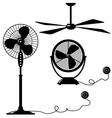 ventilator vector image vector image