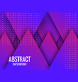 dynamic purple textured background vector image vector image