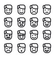 Emoji set icons