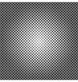 halftone stars 4 points vector image vector image