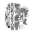 Symbol for surveyor