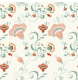 Traditional Asian seamless detailed pattern vector image vector image