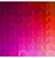 Colorful mosaic backdrop vector image vector image