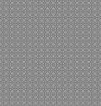 Circles gray seamless background pattern vector image vector image