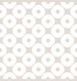 seamless pattern with circles abstract texture vector image