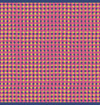 checkered tablecloth seamless pattern vector image vector image