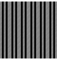 black white stripes seamless texture vector image vector image