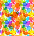 color blots vector image