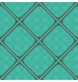 Abstract background seamless green vector image