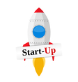 Start-Up vector image