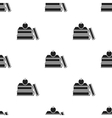 Books icon black Single education icon from the vector image