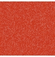 Red knited pattern wool warm texture vector image