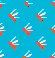 swiss knife seamless pattern for use as wrapping vector image