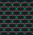 funny christmas seamless pattern graphic print vector image vector image