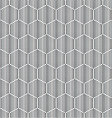 honeycombs for honey geometric seamless pattern vector image vector image