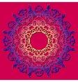 OranmentalCircle vector image