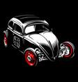 vintage car 33 vector image vector image